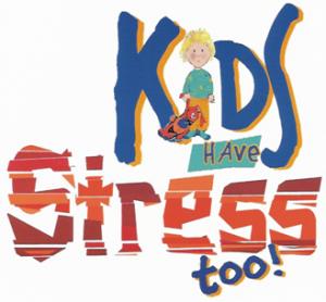 Image result for kids stressed