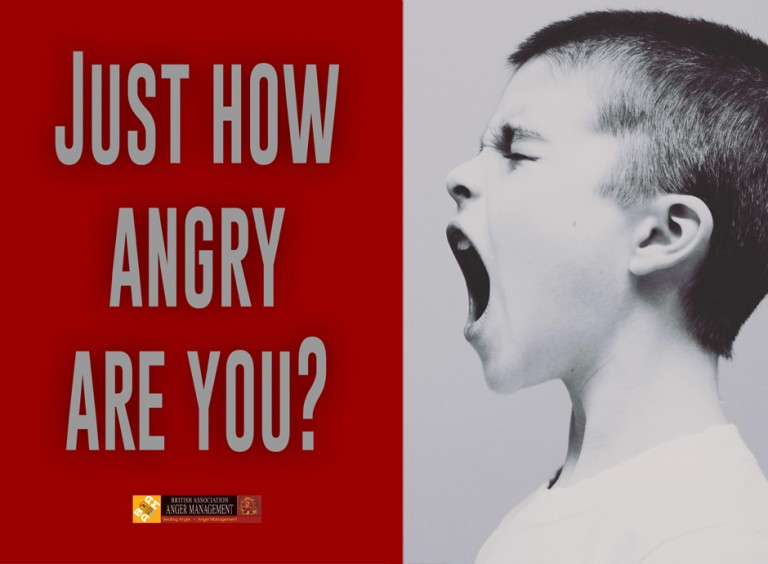 Just how angry are you